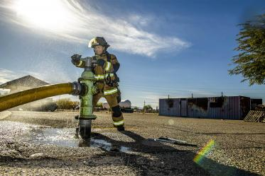 """I believe this latest study will help women, especially younger women just beginning their careers, to know that they will be safer than ever before,"" said Lily Pesqueira, a captain and 20-year veteran of the Tucson Fire Department."