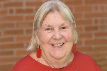 Jill de Zapien retired as program director in the Health Promotion Sciences Department.