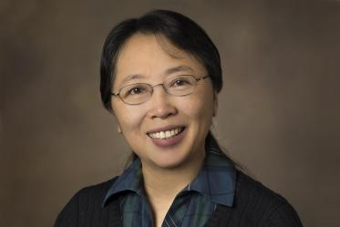 Zhao Chen, PhD, MPH, is chair of the Department of Epidemiology and Biostatistics and is a distinguished professor.