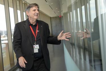 Allan Hamilton, MD, FACS, executive director of ASTEC, talks about the vision that drove his lab's unique design.
