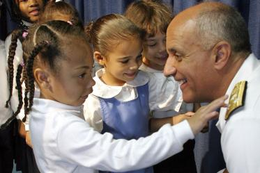 In March 2002, President George W. Bush nominates professor Richard Carmona, MD, MPH, to become the 17th Surgeon General of the United States.