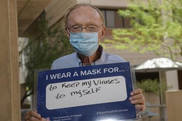 Norman Koelling is a retired staff member at the College of Medicine – Tucson.