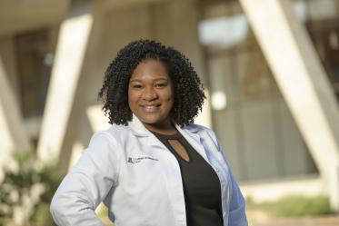 The second group of Primary Care Physician Scholarship recipients were announced in September. Twenty of the new scholarship recipients are from the College of Medicine – Tucson,  including Tatiana Jerome. The students commit to becoming primary care providers in underserved communities in Arizona.