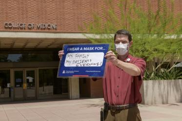 Kevin Moynahan, MD, FACP, is a professor and deputy dean for Education at the College of Medicine – Tucson.