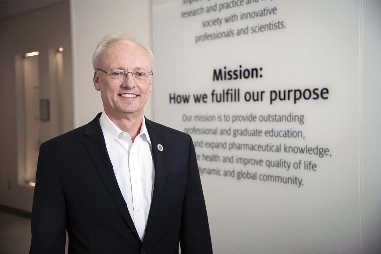 The College of Pharmacy's efforts have helped position the college as a global leader in pharmacy education.