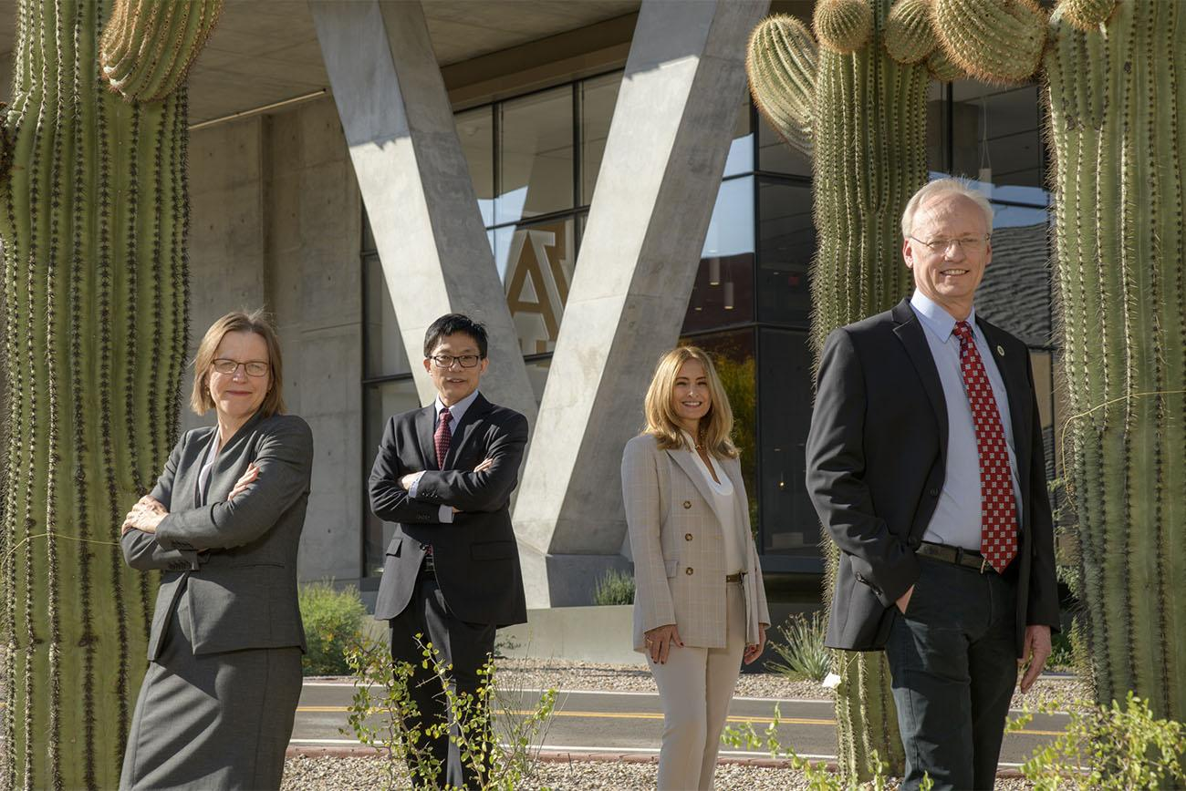 Summit showcases interdisciplinary collaborations and future potential groundbreaking therapies.