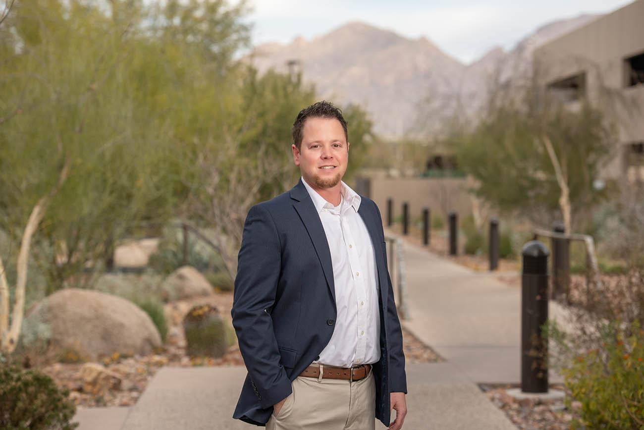 Noel A. Warfel, PhD, is an assistant professor of cellular and molecular medicine at the UArizona College of Medicine – Tucson and a UArizona Cancer Center member.