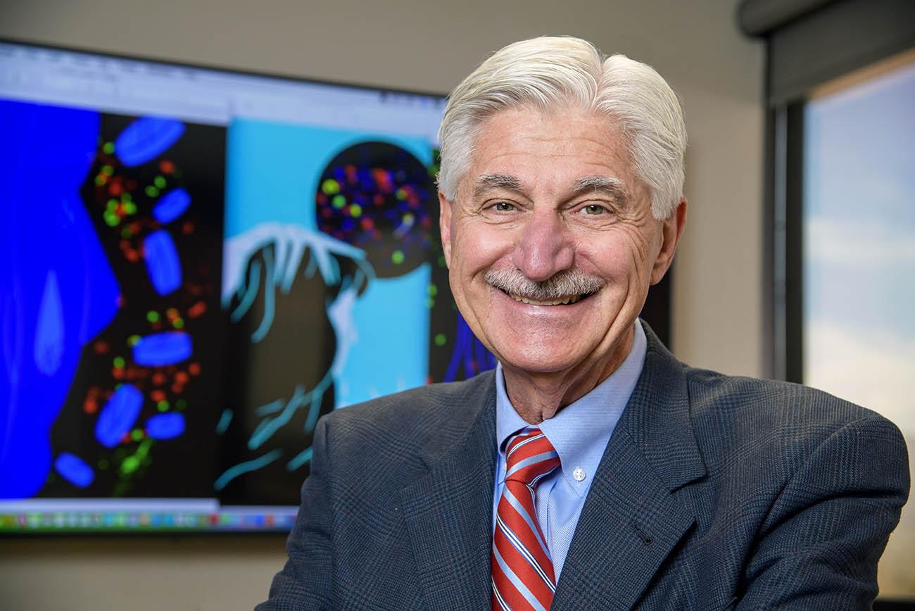 Frank Porreca, PhD, is a professor of pharmacology at the UArizona College of Medicine – Tucson.