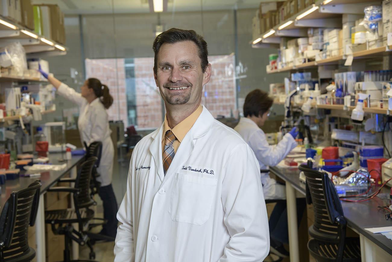 Todd Vanderah, PhD