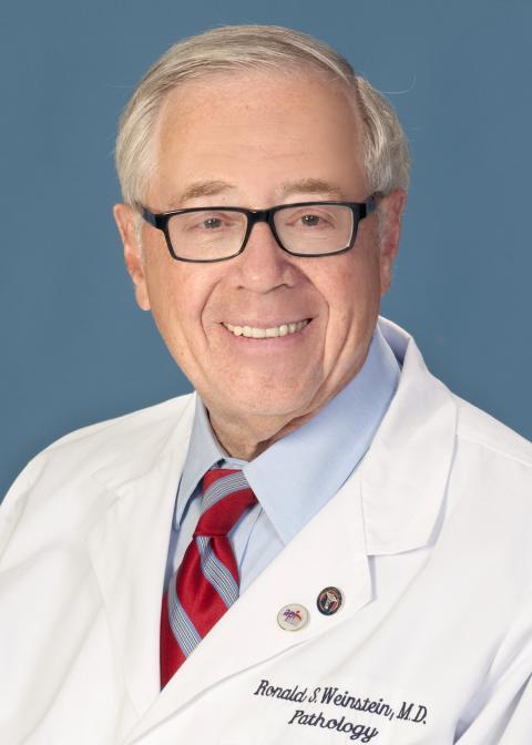 Ronald S. Weinstein, MD
