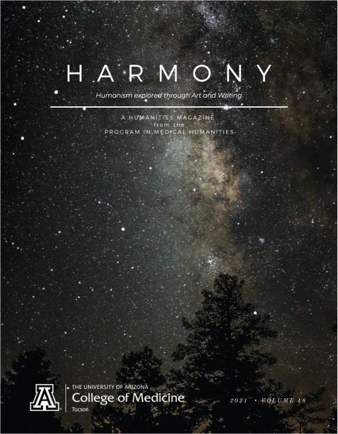 2021 Harmony cover