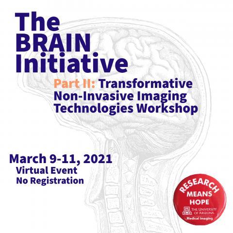 The BRAIN Initiative®: Transformative Non-Invasive Imaging Technologies Workshop