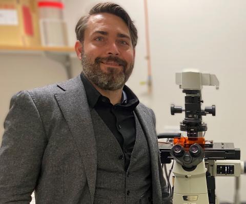 Joseph Michael Hyser, PhD