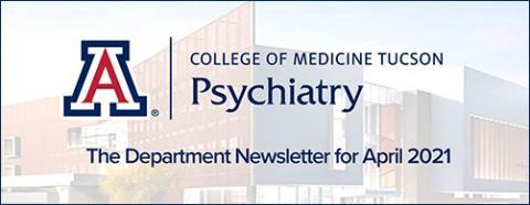 Psychiatry April Newsletter