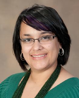 Yamila M. El-Khatay, MA, Outreach Services Librarian