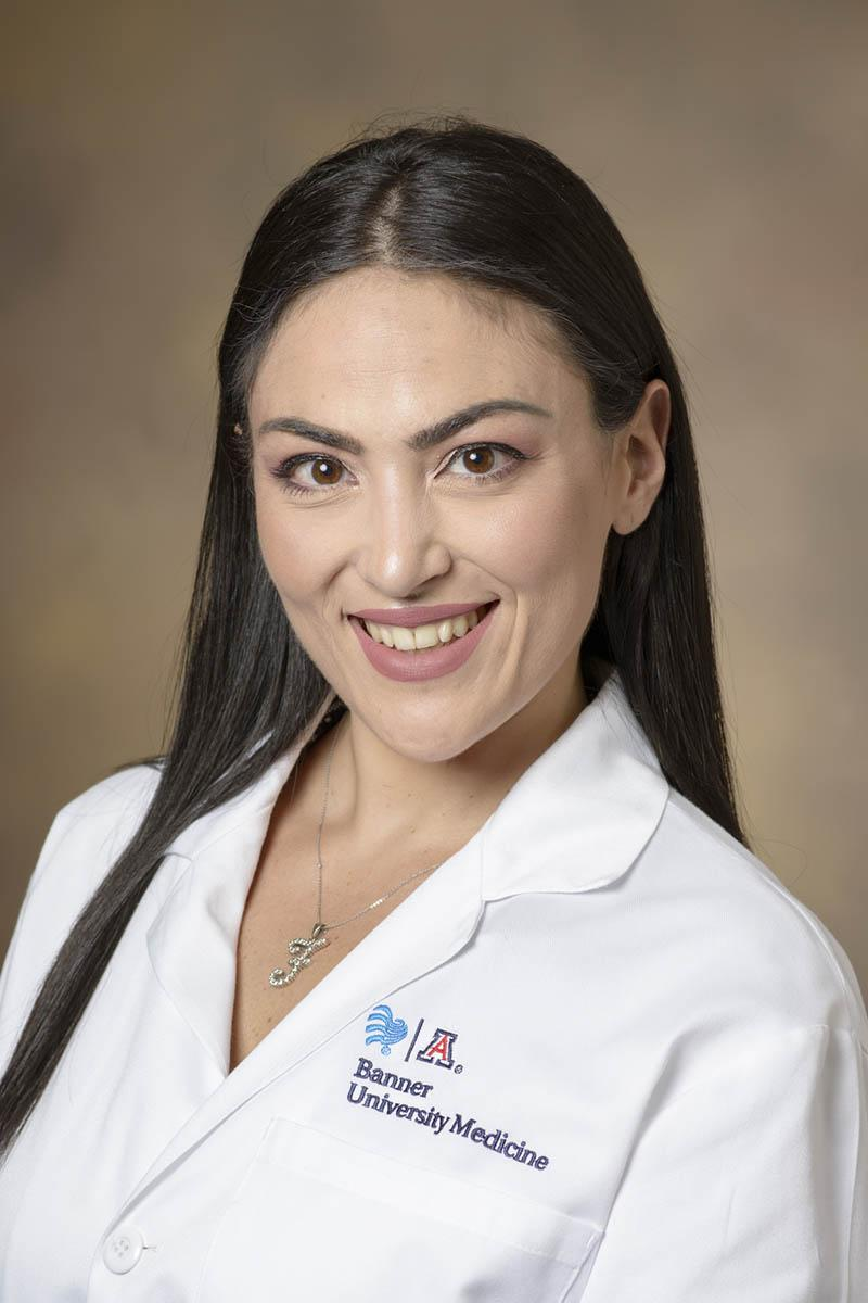 Francesca Polverino, PhD, is leading a research team that will examine the immune responses of patients with emphysema in an effort to develop personalized treatments for COPD. (Photo: University of Arizona Health Sciences)